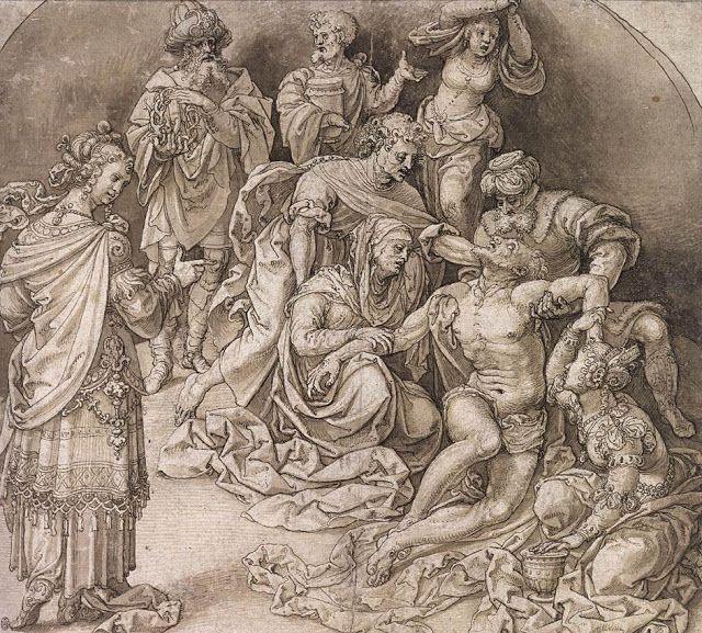 Επιτάφιος θρήνος (1520ς)