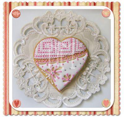 N.M. Galletas Artesanas: San Valentín {1ª Parte}