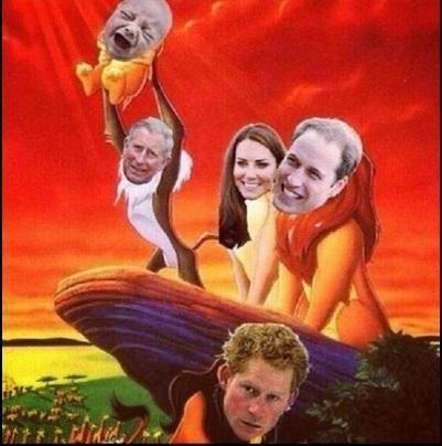 Royal Baby Memes