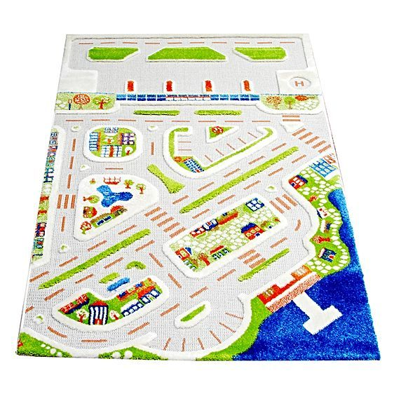Mini City Rug by IVI