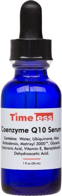 Timeless Skin Care Coenzyme Q10 Serum 1 oz