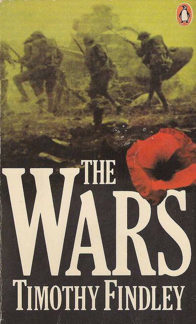 My favorite book set in WWI.....an incredible book!