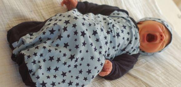 DIY: zelf een jumpsuit of babyslaapzakje maken
