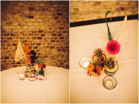 Fotocredit: Marije van der Leeuw  (http://marijevanderleeuw.com/) - Pinterested @ http://wedspiration.com. #decoration #table #wedding