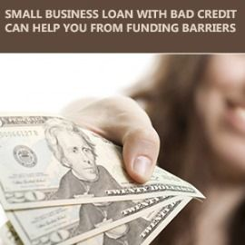 Get fast bad credit business loans with quick funding approval at affordable rates. Get your business credit repaired now with bad credit business loans funding solution! http://www.getabadcreditbusinessloan.com/