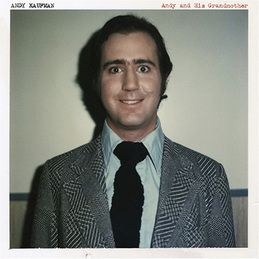 """Posthumous"" Andy Kaufman album out 7/16/13."