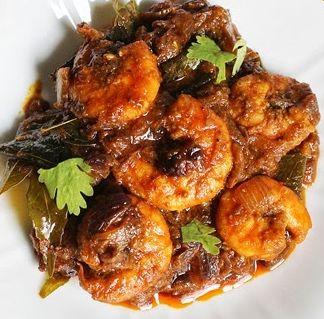 Prawns Curry :)