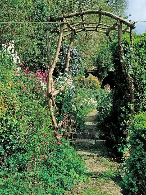 Garden Arbor Ideas building an arbor how to diy network Style Ideas For Arches And Pergolas