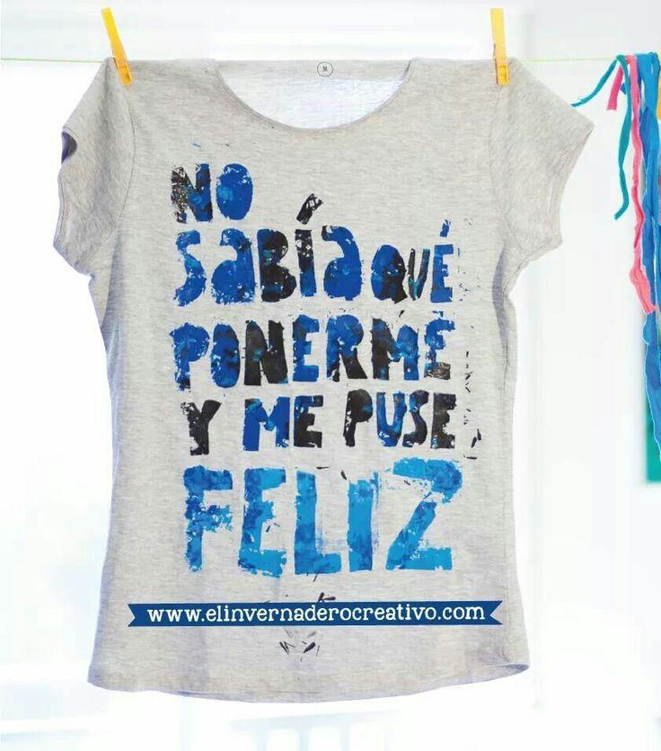 Camiseta estampada con ceras.   www.elinvernaderocreativo.com/tutorial-estampacion-con-ceras/