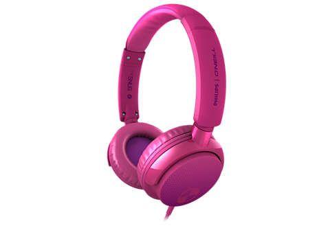 Słuchawki z pałąkiem na głowę SHO4300PK/00 | O'Neill