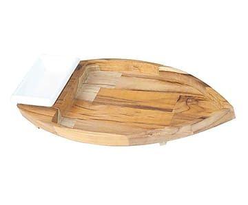 Barco para Sushi Japoe - 21x12cm