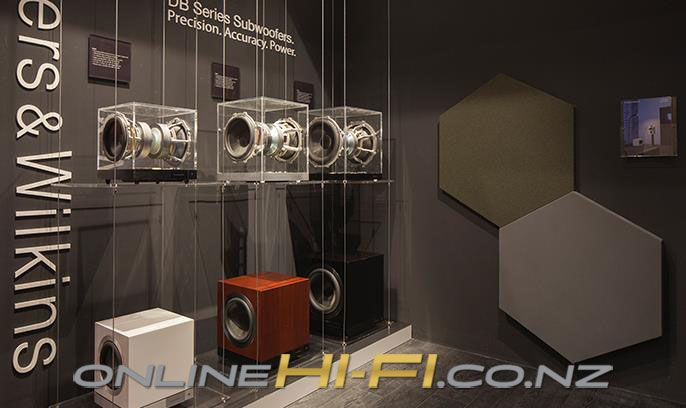 Bowers & Wilkins is unleashing a new level of cinematic excellence on visitors to ISE 2017 in Amsterdam. #AudioExcellence