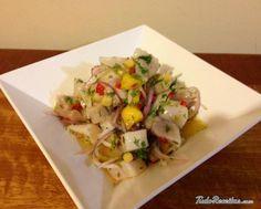 Aprenda a preparar ceviche de tilápia com manga com esta excelente e fácil receita. A tilápia e um peixe com uma grande variedade de benefícios para a saúde e fazer...
