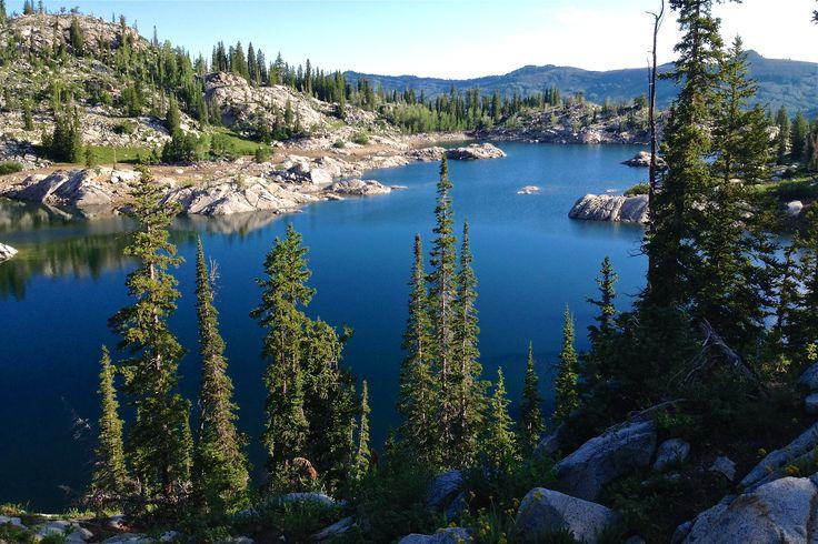 Salt Lake City's Top 6 Spring Hikes- The Brighton Lakes - Mary, Martha, and Catherine