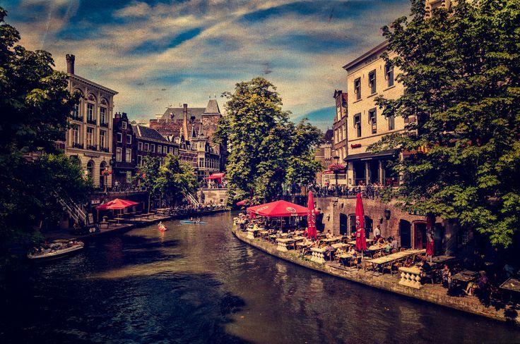 Postcard from Utrecht by =floppyrom on deviantART