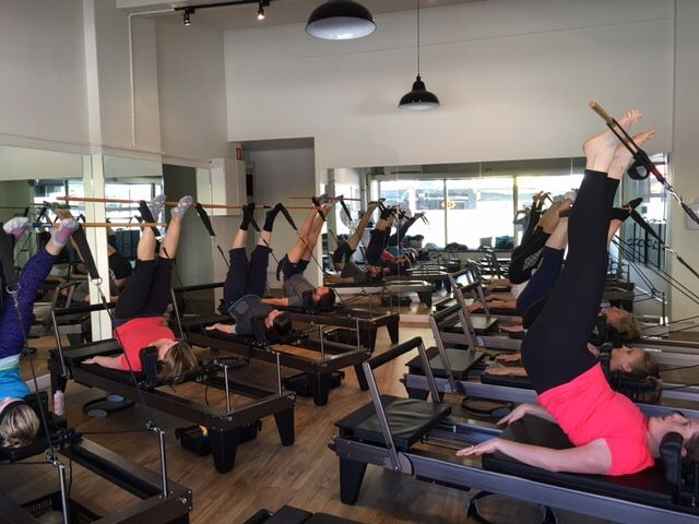 Such fun with the poles at our Crows Nest studio on Sat. If you fancy joining in the fun just check out our Crows Nest timetable - http://dynamicpilates.com.au/timetable-crows-nest/