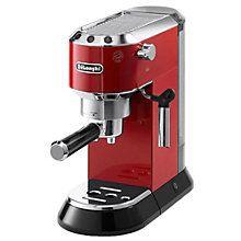 DeLonghi Dedica kaffemaskin EC680R (rød)