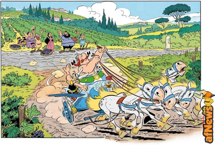 5 milioni di copie per Asterix! - http://www.afnews.info/wordpress/2017/07/21/5-milioni-di-copie-per-asterix/
