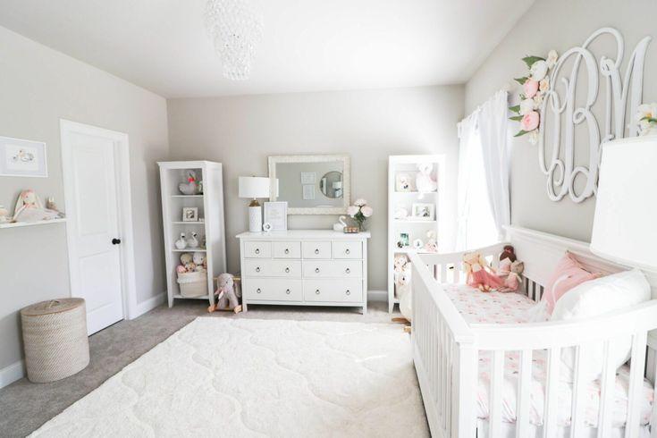 Baby Bedroom, Baby Room Decor, Nursery Room, Girls Bedroom, Baby Room Design, Nursery Design, Nursery Inspiration, Baby Sleep, Girl Room