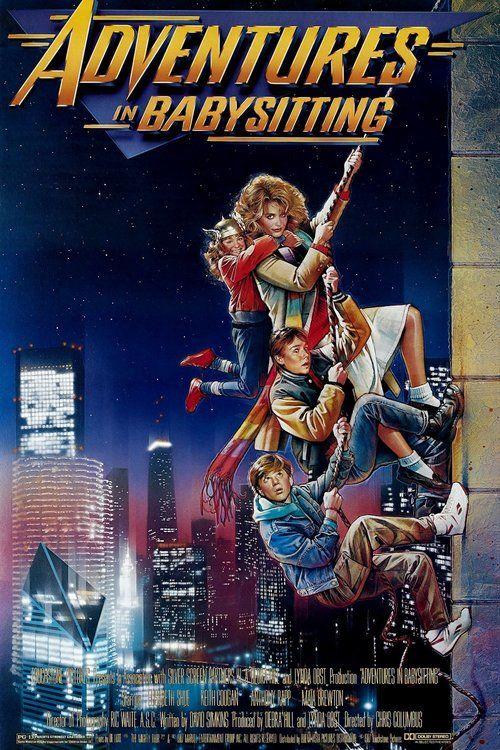 Watch->> Adventures in Babysitting 1987 Full - Movie Online