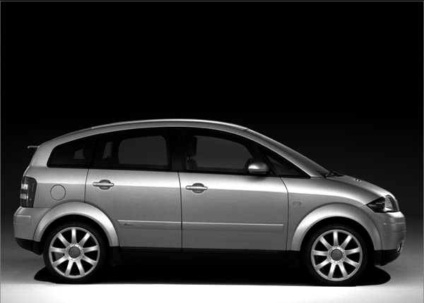 Audi A2 1.6 TSI   [1999-2005]