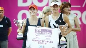 Irina Begu isi pastreaza titlul la dublu