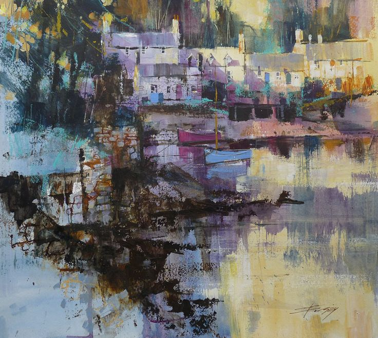 Chris Forsey RI – Royal Institute of Painters in Watercolours