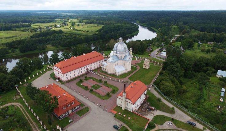 Где отдохнуть в Литве - отдых Друскининкай и национальные парки Литвы