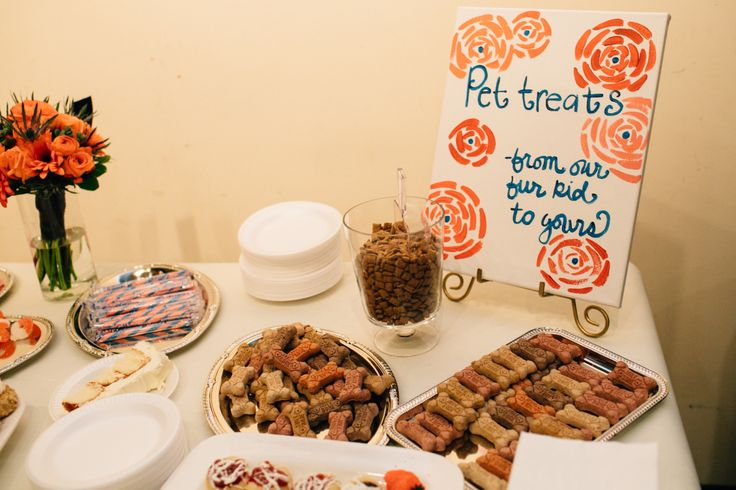 Treat bar for the furkids at home!
