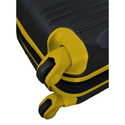 NCAA Appalachian State Mountaineers 21 Hardcase Two-Tone Carry-On Spinner