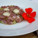 Steak tartaar met truffel - Vertruffelijk