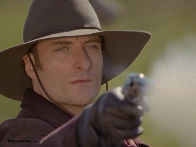 Lonesome Dove: The Series (TV Series)  1994 Kim Coates - Boss