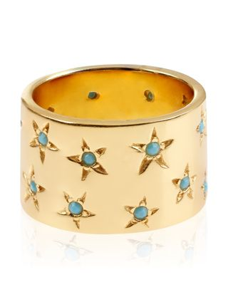 Zara Constellation Ring | Blue | Accessorize