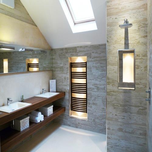 32 best corner baths images on pinterest corner bath for Bathroom designs ireland