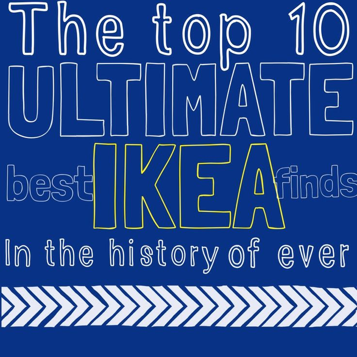 The top 10, ultimate, BEST IKEA FINDS in the history of ever! All of these are completely amazing. I love having someone navigate Ikea for me, even over the internet! Ha.