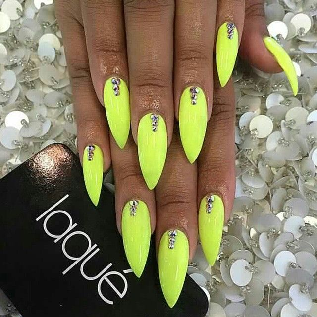429 best NEON NAILS images on Pinterest | Neon nails, Nail scissors ...