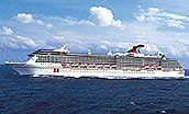 Carnival Legend-Cruise Ship, Carnival Legend   The Ship.  Built in 2002 and refurbished in 2011 the Carnival Legend is a member of Carnival's Spirit Class of ......