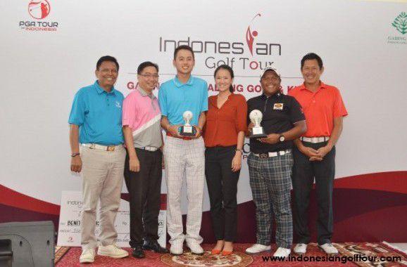 Benita Y. Kasiadi Juara Indonesian Golf Tour Seri IV - Berita Golf   News Golf