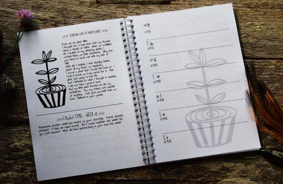 2017 Magic Manifesting Diary for free-flowing by ErthnAustralia