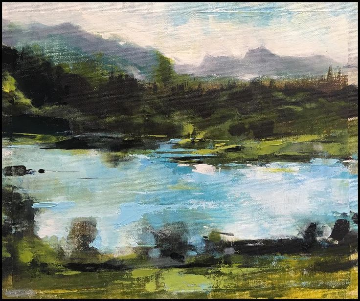 Wes Martin - Artist. Tarn Hows and Langdale Pikes. Just finished this one. Slight progression from yesterday's WIP. Original oil/acrylic on canvas. 30x26cm. 175. DM for deets.  #oiloncanvas #painting #oilpainting #relaxing #uplate #inspirations #art #artexhibition #nature #callforart #artforsale #contemporaryart #instaartwork #artinfo #artwork #follow #impressionism #vibrant #artist #instaartist #instaart #artforsale #cumbrianfells #cumbria  #igerslancashire #landscape #english…