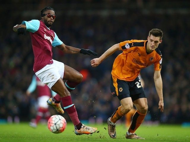 Wolverhampton Wanderers lose Michal Zyro to serious knee injury