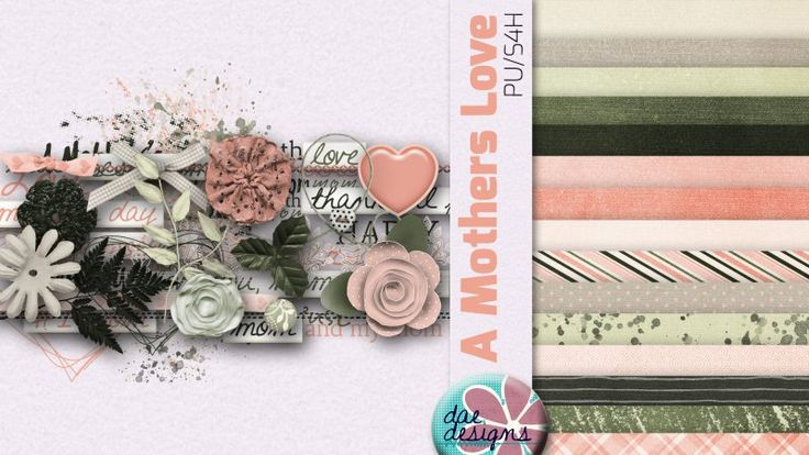 A Mothers Love by Dae Designs