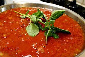 The best marinara sauce I've found!! Copycat maggiano's