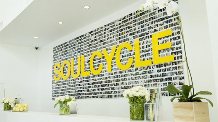 Work Your Whole Body With These Signature SoulCycle Moves: SoulCycle is all the rage with celebs like Nicole Richie and Kelly Ripa these days - and for good reason!