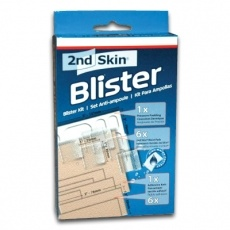 Spenco 2nd Skin Blister Kit. was reading Wild the book and she said she could have done the pct hike without these