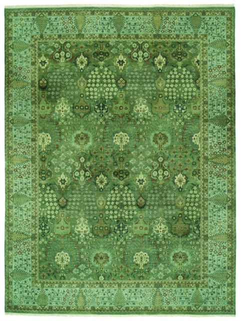 Obeetee Cypress Cypress Green Area Rug Gorgeous Green