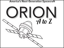 Printable Orion A to Z Coloring Book. NASA Kids' Club.