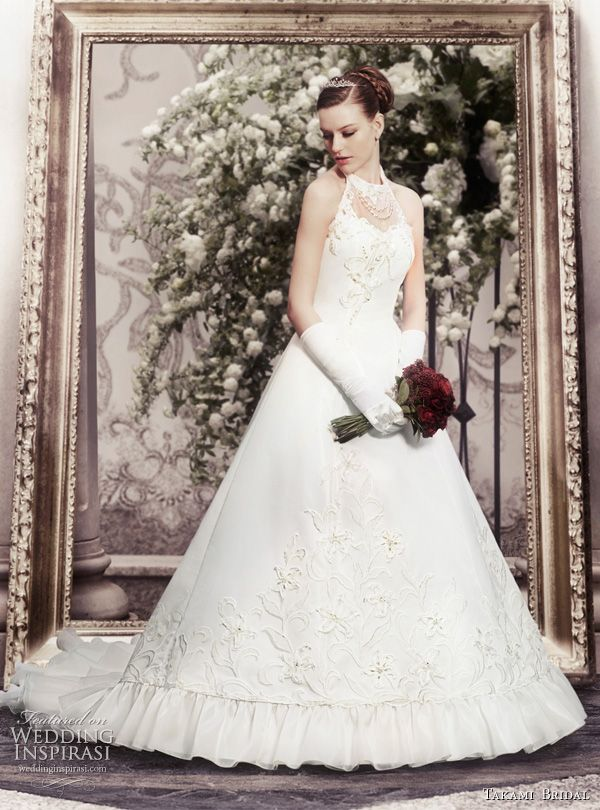 Royal Wedding Dresses by Takami Bridal