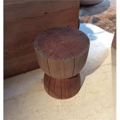 Mark Tuckey recycled eggcup stool