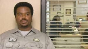 """The last time I re-watched The Office, I found myself in awe of how Darryl Philbin handled Kelly Kapoor's crazy"""